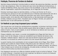 article de presse arcinfo.ch le 08.08.2012